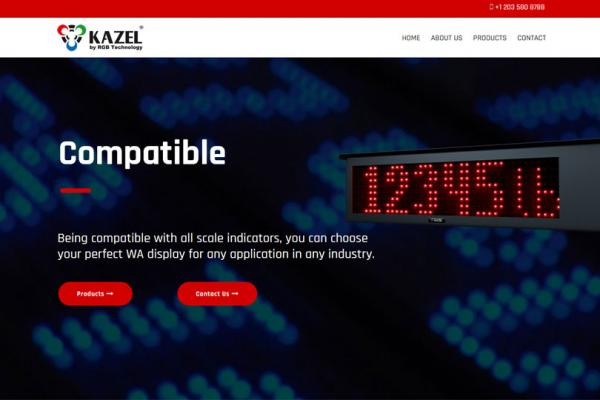 Kazel Displays