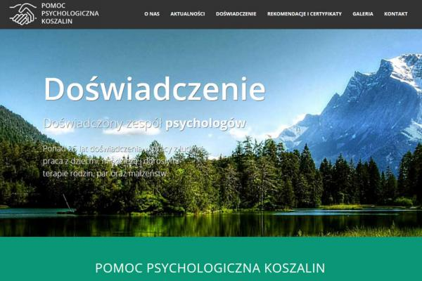 Psycholog Koszalin